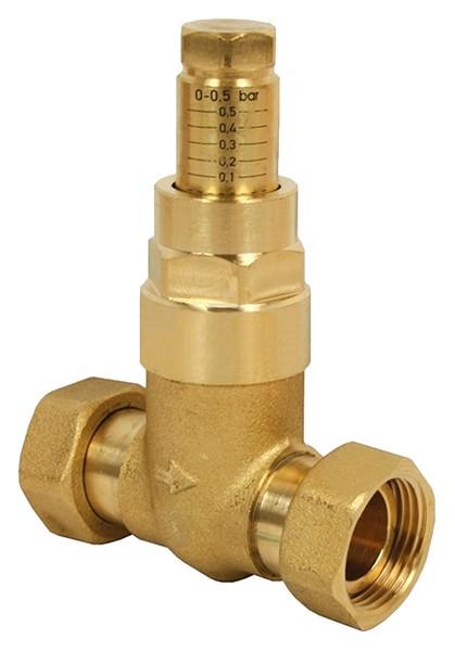 обратный и предохранительный клапан в модульной котельной